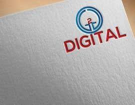 Nro 410 kilpailuun Logo design for digital agency käyttäjältä Riponprem75