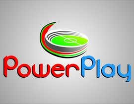 #284 dla Logo Design for Power play przez p01s0n