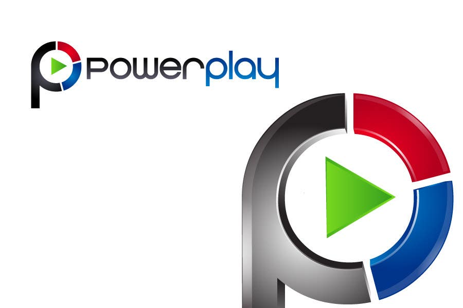#304 for Logo Design for Power play by Djdesign