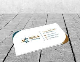 #55 untuk Design of Business cards, email signature and Power Point Template oleh loupesko