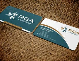 #42 untuk Design of Business cards, email signature and Power Point Template oleh mamun313
