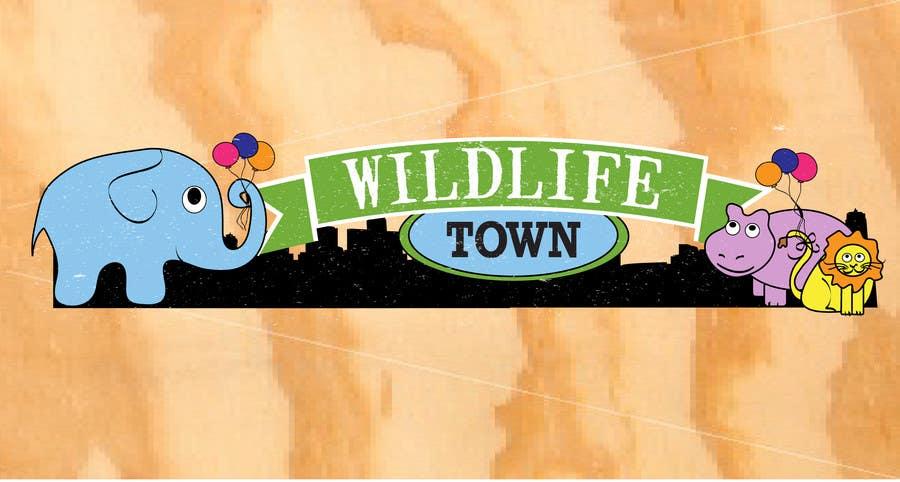 Конкурсная заявка №109 для Logo Design for Wildlife Town