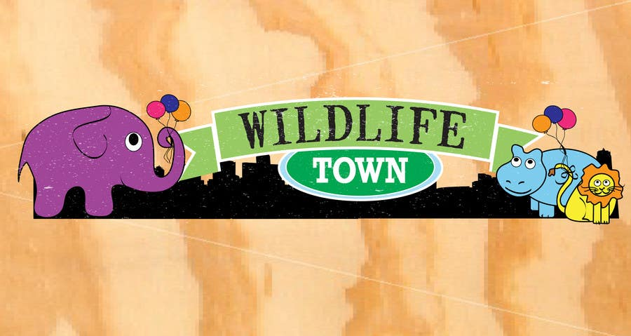 Конкурсная заявка №111 для Logo Design for Wildlife Town