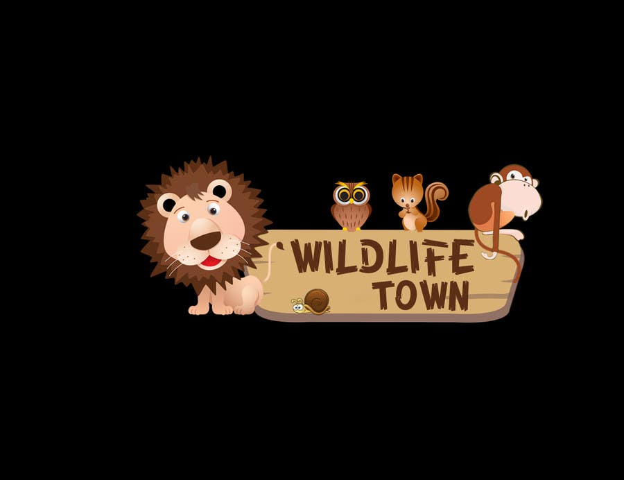 #123 for Logo Design for Wildlife Town by venug381