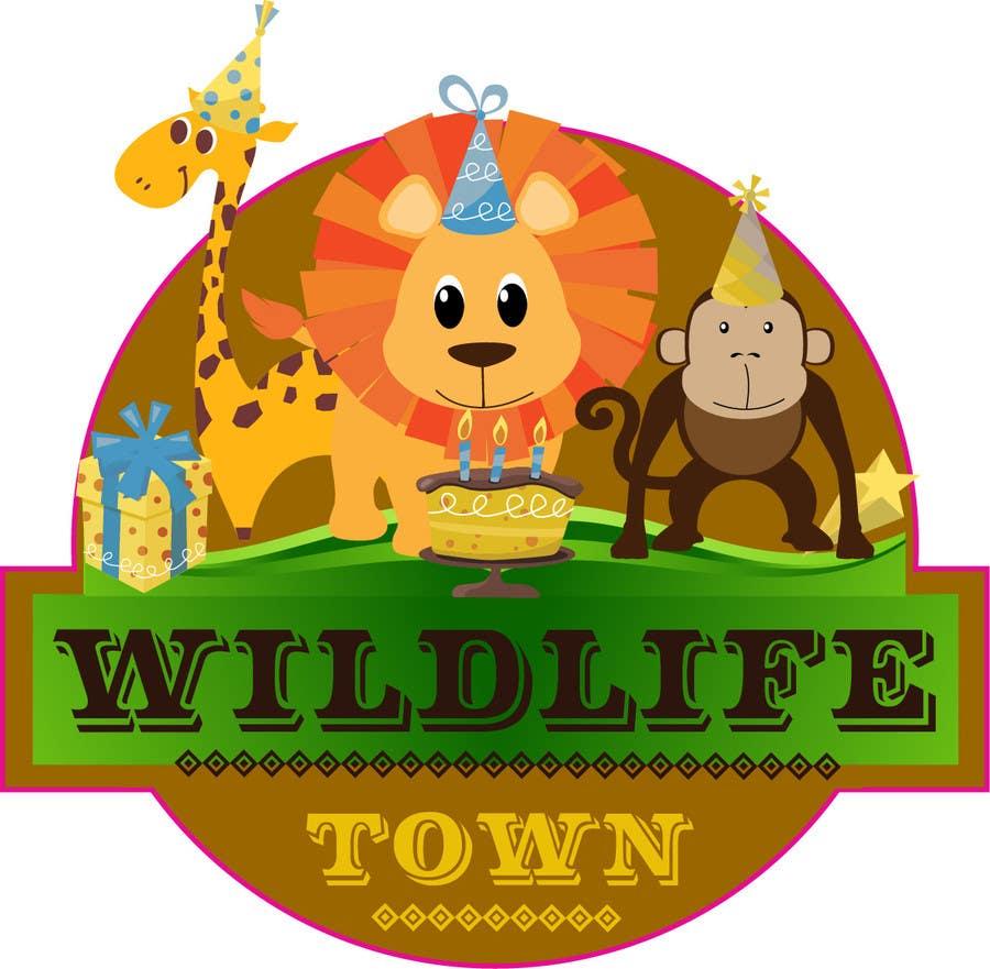 Конкурсная заявка №38 для Logo Design for Wildlife Town
