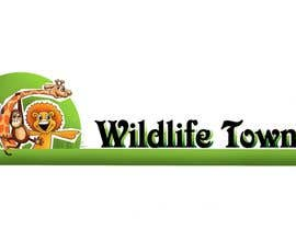 #131 para Logo Design for Wildlife Town por borkica