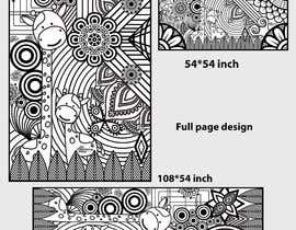 #42 cho Create coloring table cloth designs- 4 winners! bởi dreamcatcherSL