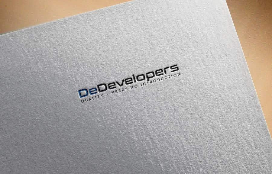 #75. pályamű a(z)  Need Logo design for software company versenyre