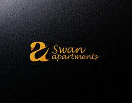 #17 for Looking for a designer to design us a simple logo for our new brand Swan apartments.  Plesse be creative and unique. New ides are welcome   Thank you af saidul95bd