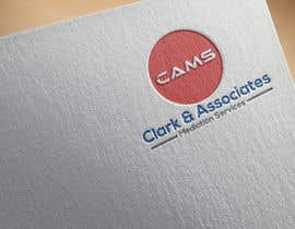 """#20 for Logo for """"Clark & Associates Mediation Services"""" which offers mediation services away from court for people involved in disputes. Key concepts: confidential, discussion, understanding, option generation, agreement, mutually beneficial outcome. by salekahmed51"""
