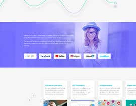 #7 for Design a page for a whole website by ByteZappers