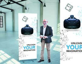 bagas0774 tarafından Design a VR Roll-UP Display for an exhibition için no 33