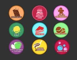 Nro 35 kilpailuun Design some Icons käyttäjältä meenuchan