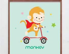 #84 untuk Supercute kids illustrations oleh starwings333