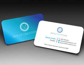 monowerhridoy tarafından Design A Business Card For A Hobby Jewelry Business için no 59