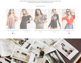 #29 for Build a Website - fashion label by Grawlixsoft