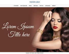 #31 for Build a Website - fashion label by gravitygraphics7