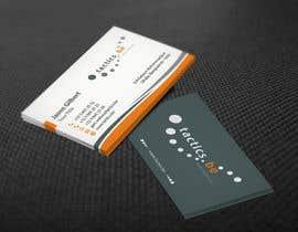 #84 for Design Business Cards for Tactics bvba af mamun313