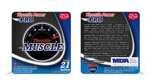 Contest Entry #11 for Print & Packaging Design for Throttle Muscle