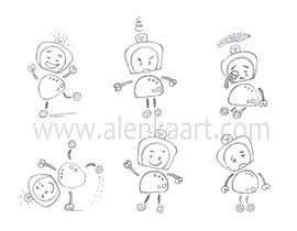 alenkaart tarafından I need a robot sketch (pencil or digital) için no 67