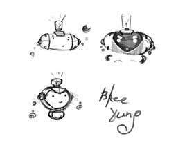 BreeYang tarafından I need a robot sketch (pencil or digital) için no 78