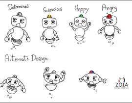 ZOIAdf tarafından I need a robot sketch (pencil or digital) için no 71