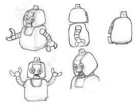 diditgp tarafından I need a robot sketch (pencil or digital) için no 75