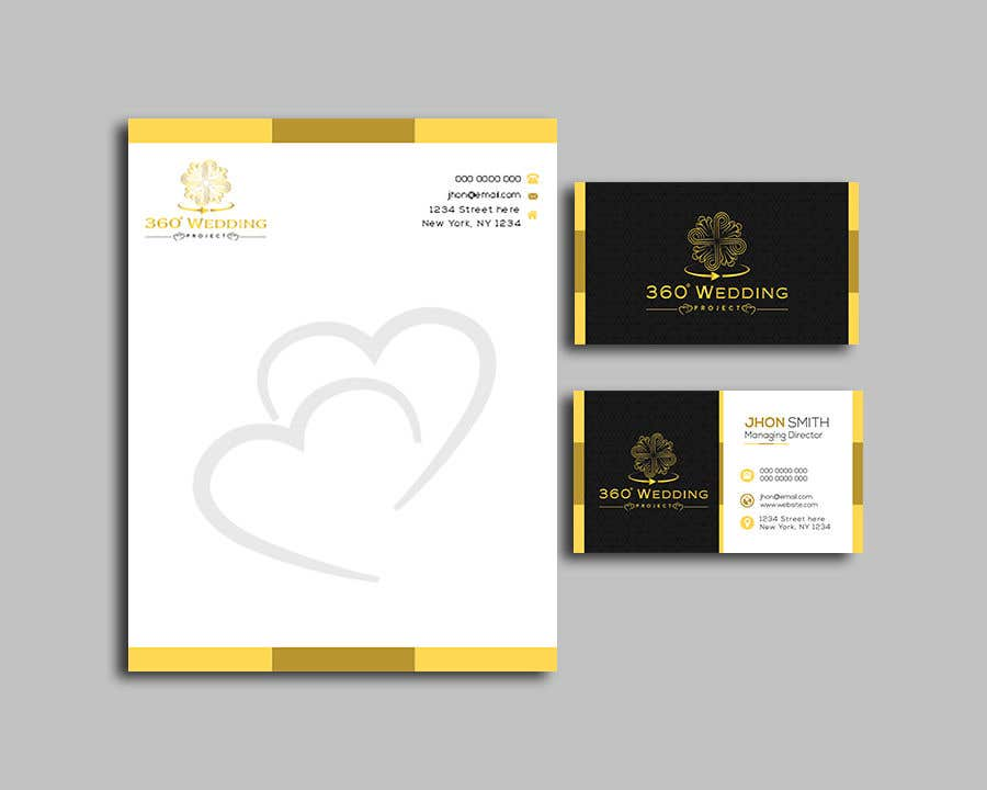 Entry #10 by rabbim666 for Business Card & Letterhead Design ...