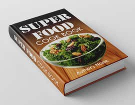 #46 for Design a book cover for a health food cookbook by ershad0505