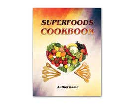 #44 for Design a book cover for a health food cookbook by BlaBlaBD