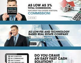 #9 for Graphic design of 4 Slider Graphics on a Real Estate  WP Website by Youwebs