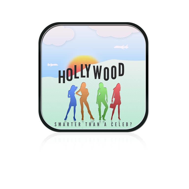 #3 for Icon Design for a celebrity trivia game on i-phone by Shrenik18