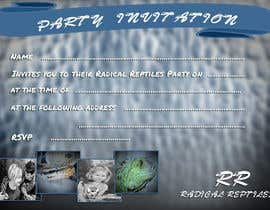#36 for Party Invitations af sonalfriends86