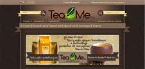 Contest Entry #75 for Banner Ad Design for Tea4me.ru tea&coffee sales&delivery