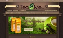 Contest Entry #54 for Banner Ad Design for Tea4me.ru tea&coffee sales&delivery