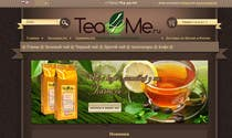 Contest Entry #71 for Banner Ad Design for Tea4me.ru tea&coffee sales&delivery