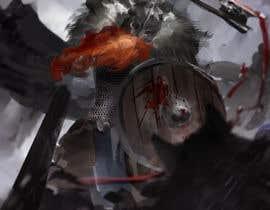 #9 untuk Speed/Spit painting of Saxon Berserker oleh Aohitsuki