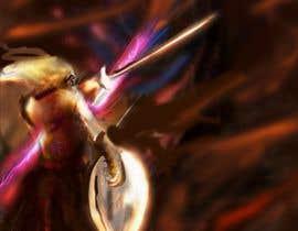 #6 untuk Speed/Spit painting of Saxon Berserker oleh unsoftmanbox