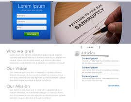 #170 для Website Design for LookforLawyer.com от Ibrahimzee