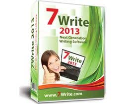 nº 33 pour Graphic Design for 7write par itm2008
