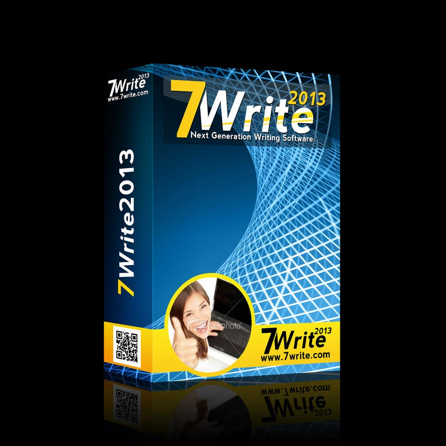 Proposition n°                                        9                                      du concours                                         Graphic Design for 7write