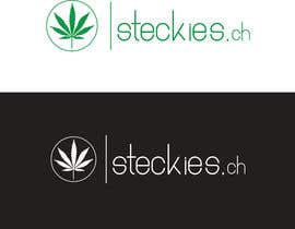 #42 cho Design a Logo with a green circle and  a cannabis plant bởi asslaingrony17