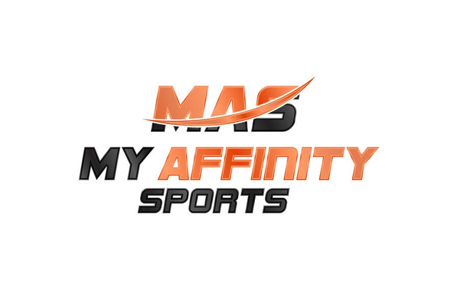 Proposition n°                                        97                                      du concours                                         Logo Design for My Affinity Sports