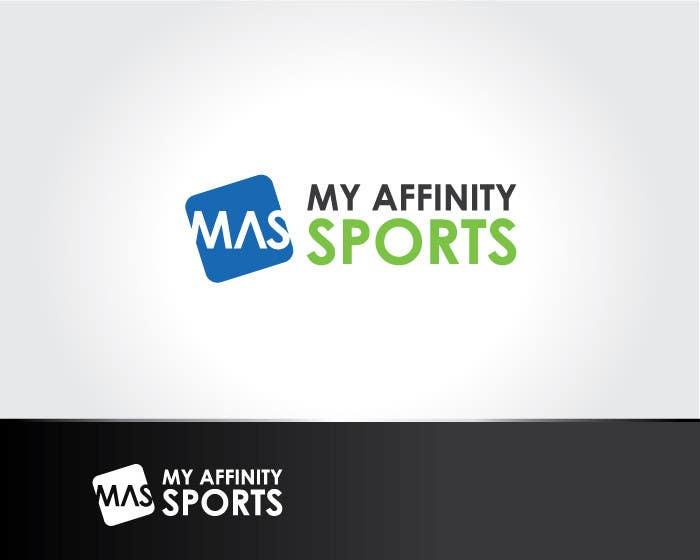 Penyertaan Peraduan #                                        83                                      untuk                                         Logo Design for My Affinity Sports