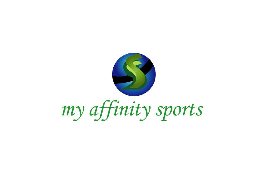 Proposition n°                                        77                                      du concours                                         Logo Design for My Affinity Sports