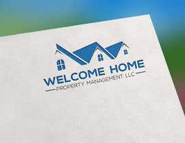 #54 for Design a Logo for Welcome Home Property Management LLC by Ovi333