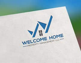 #76 for Design a Logo for Welcome Home Property Management LLC by Ovi333