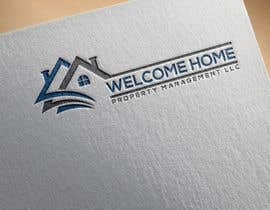 #67 for Design a Logo for Welcome Home Property Management LLC by SONIAKHATUN7788