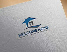 #137 for Design a Logo for Welcome Home Property Management LLC by crystaldesign85