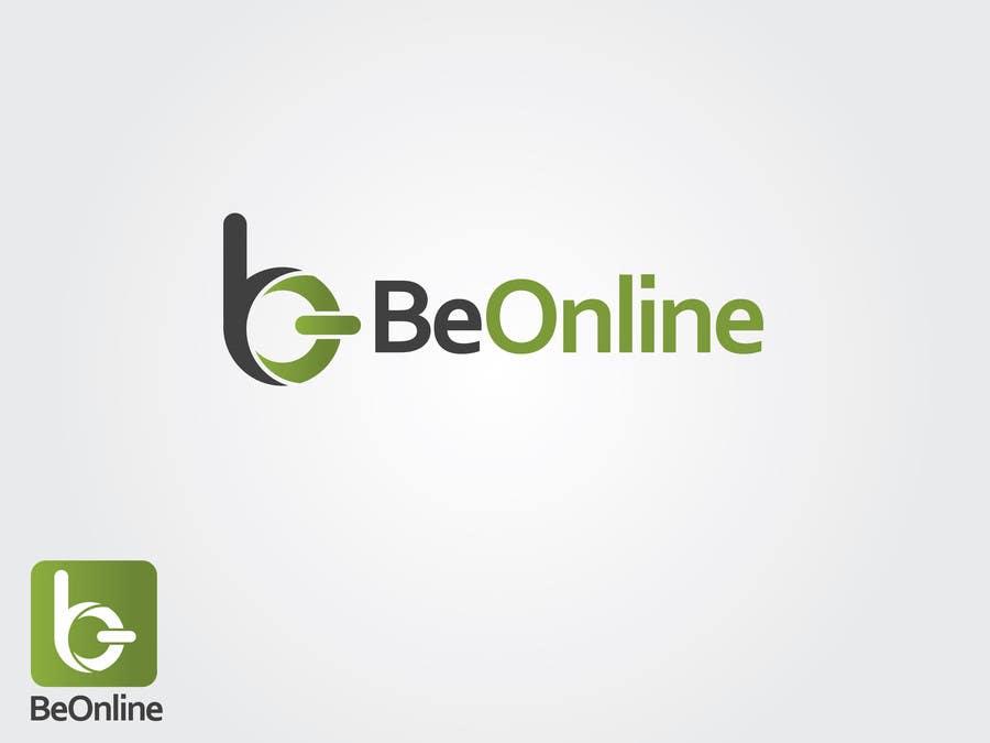 Penyertaan Peraduan #                                        31                                      untuk                                         Design a Logo for be-online